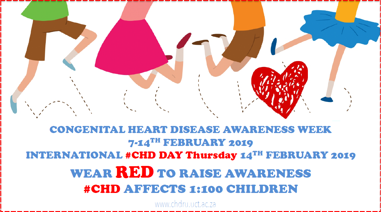 CHD Awareness Week | Children's Heart Disease Research Unit